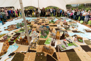 The Royal Incorporation of Architects in Scotland (RIAS). Festival of Architecture 2016. CakeFest Stirling 2016, Cowane's Hospital Stirling, 11/9/16. For more information please contact Jude Henderson, Flourish, jude@flourishmarketing.co.uk , 07739 791 792. Pic free for first use relating to RIAS/FoA. © Malcolm Cochrane Photography +44 (0)7971 835 065 mail@malcolmcochrane.co.uk No syndication No reproduction without permission